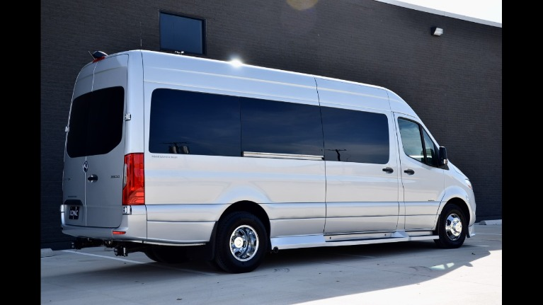 New 2019 Mercedes-Benz 170 Day Cruiser Partition 3500 Dual Door for sale Sold at Iconic Sprinters in Fort Worth TX 76106 3