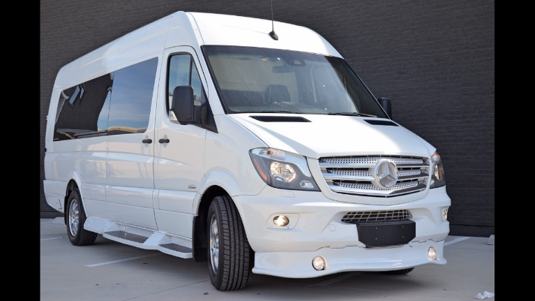 Used 2017 Mercedes-Benz Sprinter 170 Business J Lounge Midwest Automotive for sale Call for price at Iconic Sprinters in Fort Worth TX 76106 2