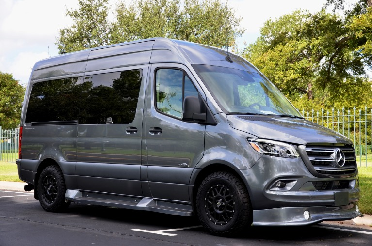 New 2019 Mercedes-Benz 144 Urban Day Cruiser Open 2500 for sale Call for price at Iconic Sprinters in Fort Worth TX 76106 2
