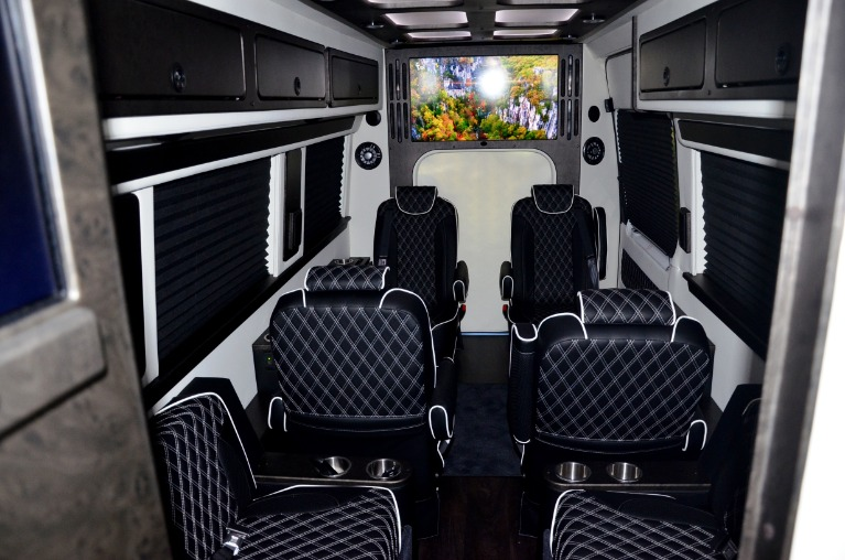 New 2019 Mercedes-Benz 170 EXT Day Cruiser Arched 3500XD for sale Sold at Iconic Sprinters in Fort Worth TX 76106 2