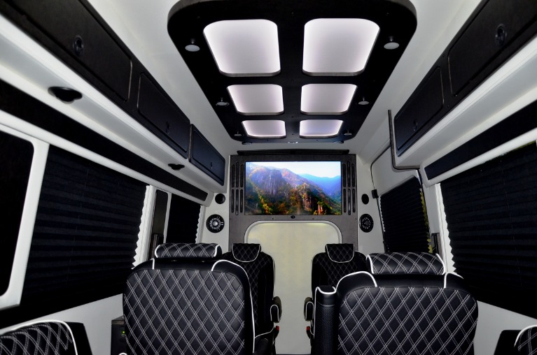 New 2019 Mercedes-Benz 170 EXT Day Cruiser Arched 3500XD for sale Sold at Iconic Sprinters in Fort Worth TX 76106 3