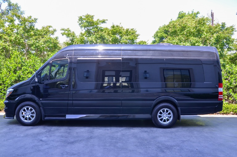 Used 2017 Mercedes-Benz Sprinter Business Class 3500 Extended for sale Sold at Iconic Sprinters in Fort Worth TX 76106 4