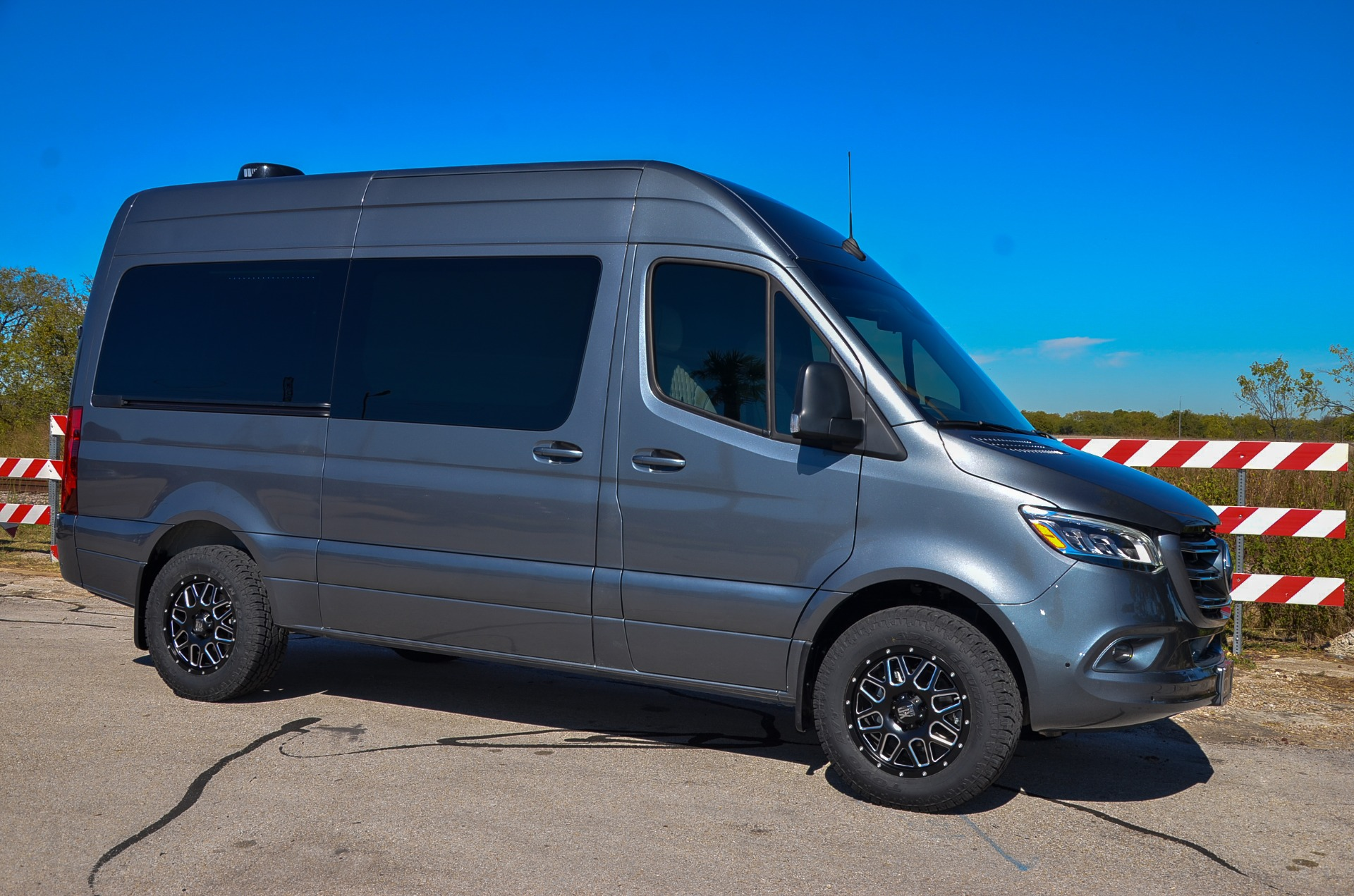 New 2020 Mercedes-Benz 144 Sprinter Metro Day Lounge D4FLEX 2500- 4 Passenger for sale Call for price at Iconic Sprinters in Fort Worth TX 76106 1