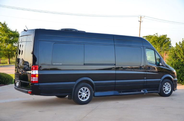 Used 2014 Mercedes-Benz Sprinter Midwest Automotive Business Class 2500 for sale Sold at Iconic Sprinters in Fort Worth TX 76106 2