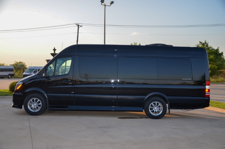 Used 2014 Mercedes-Benz Sprinter Midwest Automotive Business Class 2500 for sale Sold at Iconic Sprinters in Fort Worth TX 76106 4