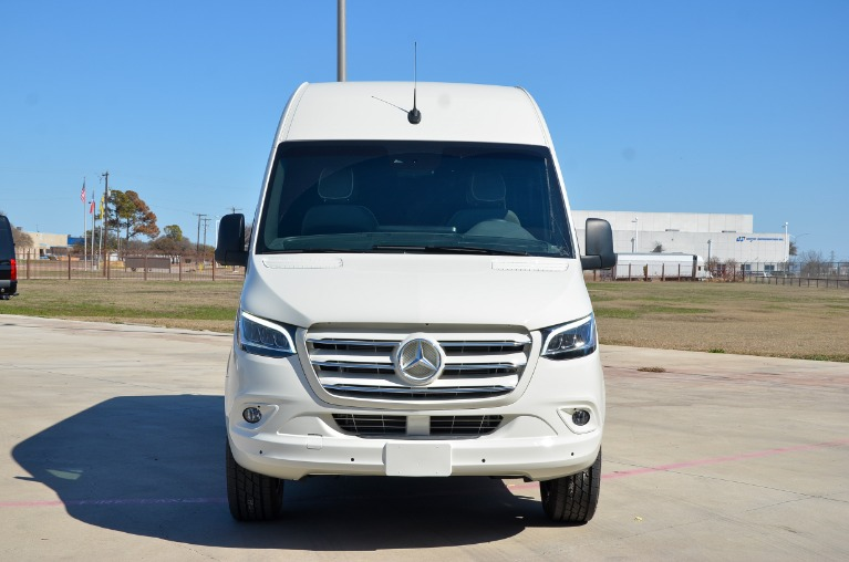 New 2020 Mercedes-Benz Sprinter 144 Metro DayLounge FD6 Open Partition 2500 for sale Call for price at Iconic Sprinters in Fort Worth TX 76106 4