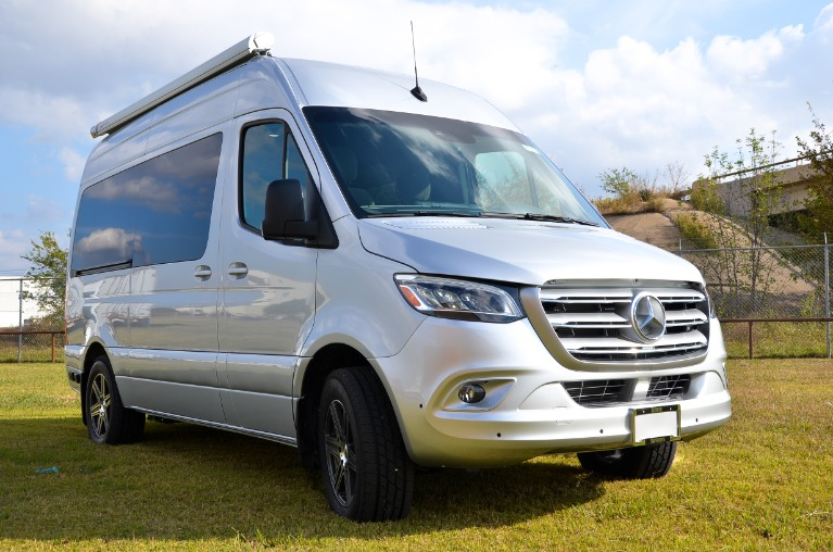 New 2020 Mercedes-Benz 144 Metro Day Lounge 6 Passenger for sale Call for price at Iconic Sprinters in Fort Worth TX