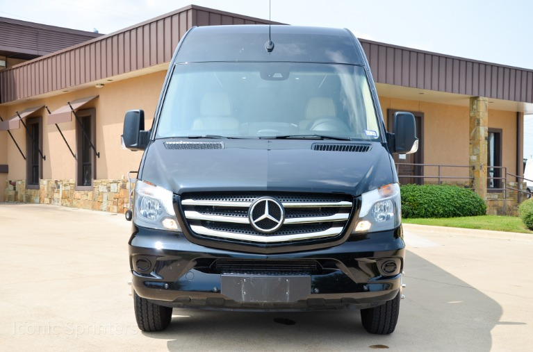 Used 2017 Mercedes-Benz Midwest Automotive Ultimate Toys Presidential / 2019 Conversion for sale Call for price at Iconic Sprinters in Fort Worth TX 76106 4