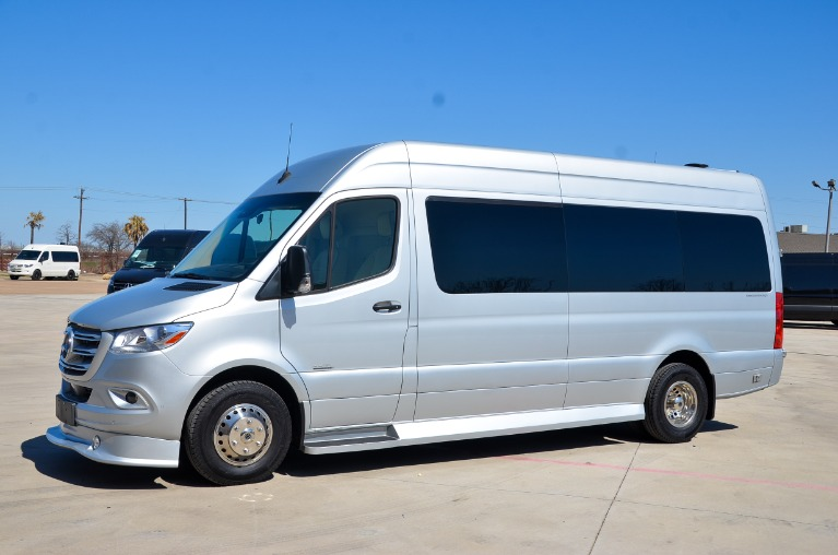 Used 2019 170 Mercedes-Benz Sprinter Midwest Automotive 3500XD Business Class for sale Call for price at Iconic Sprinters in Fort Worth TX 76106 3