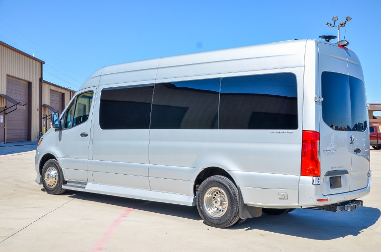 Used 2019 170 Mercedes-Benz Sprinter Midwest Automotive 3500XD Business Class for sale Call for price at Iconic Sprinters in Fort Worth TX 76106 4