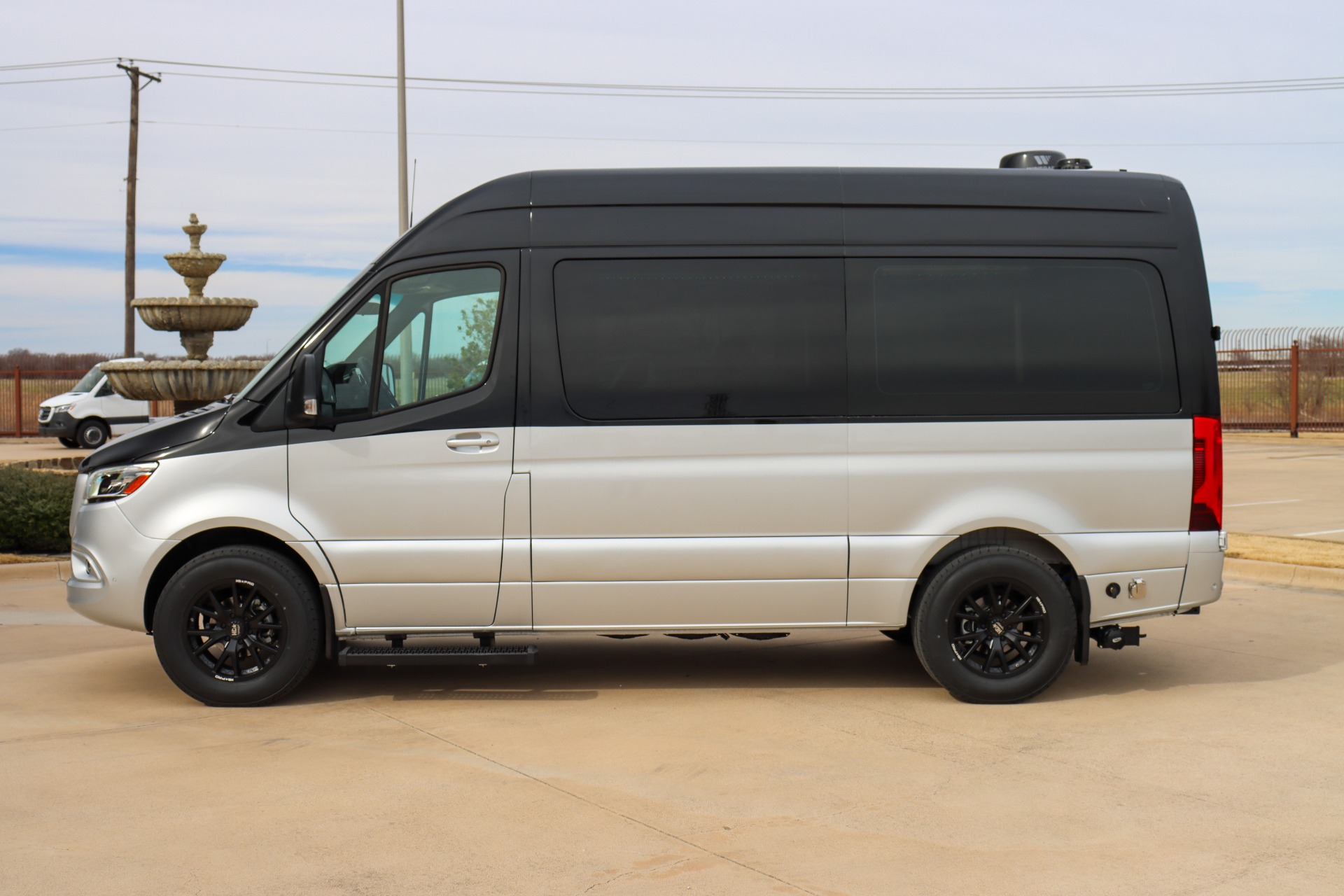 New 2022 Mercedes-Benz 144 Sprinter Day Lounge D6 2500 6 passenger for sale Call for price at Iconic Sprinters in Fort Worth TX 76106 1