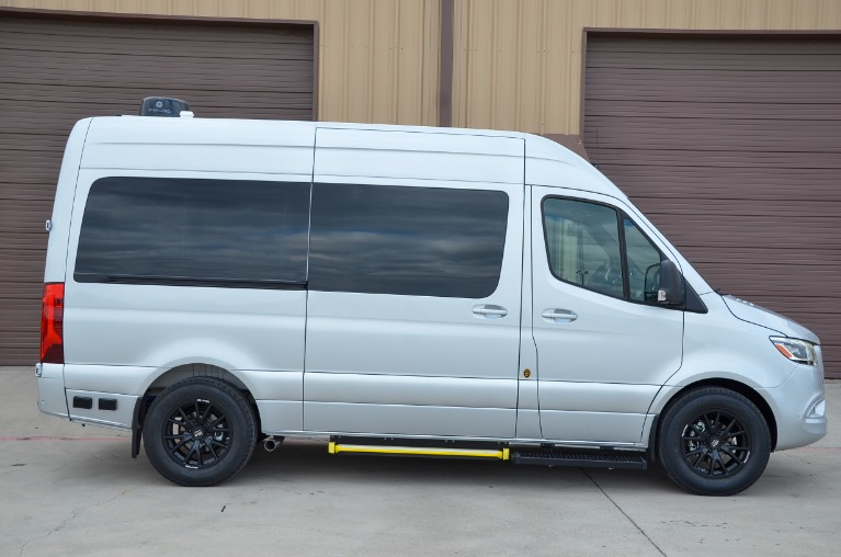 New 2022 Mercedes-Benz 144 Sprinter Metro Day Lounge D6 for sale Call for price at Iconic Sprinters in Fort Worth TX 76106 3