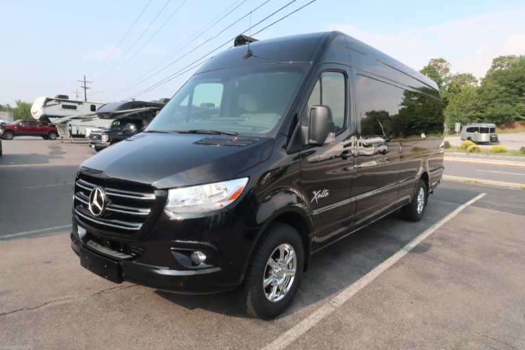 New 2022 Mercedes-Benz 170 EXT Sprinter Xalta FD8 3500XD- 8 PASSENGER for sale Call for price at Iconic Sprinters in Fort Worth TX 76106 3