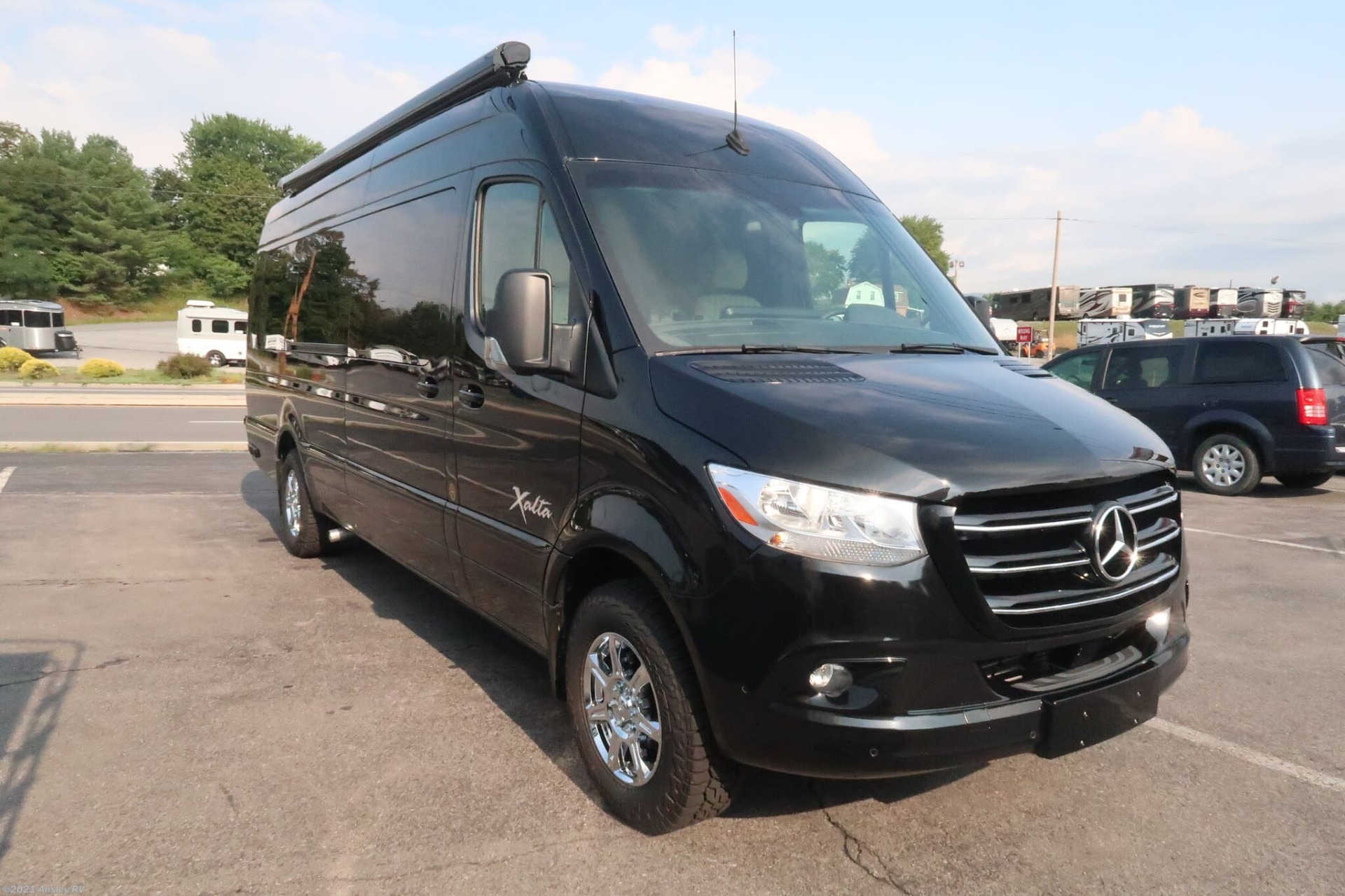 New 2022 Mercedes-Benz 170 EXT Sprinter Xalta FD8 3500XD- 8 PASSENGER for sale Call for price at Iconic Sprinters in Fort Worth TX 76106 1